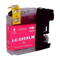 Cartucho de Tinta Brother LC225XL Magenta Compatible