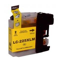 Cartucho de Tinta Brother LC225XL Amarillo Compatible