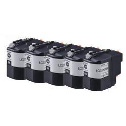 Cartucho de Tinta Brother LC229XL Negro Pack 5 tintas Compatible