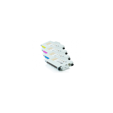 Tóner Brother TN-04 Pack 4 colores compatible