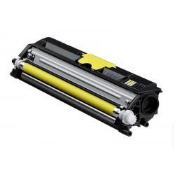 Tóner Konica Minolta Magicolor 1600W Amarillo Compatible