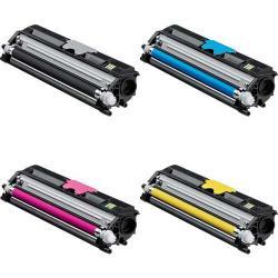 Tóner Konica Minolta Magicolor 1600W Multipack 4 colores Compatible