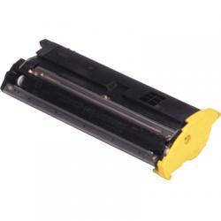 Tóner Konica Minolta Magicolor 2210 amarillo Compatible