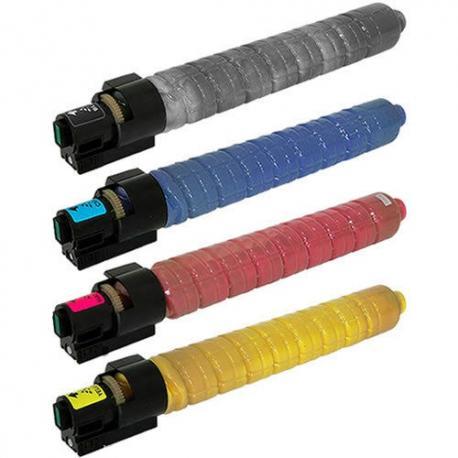 Tóner Ricoh MP C2051 / MP C2551 Multipack 4 colores Compatible