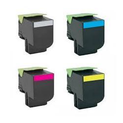 Toner Lexmark CX310/CX410 Multipack Compatible