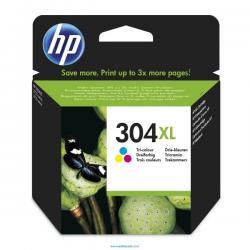 Tinta HP 304XL Tricolor Original