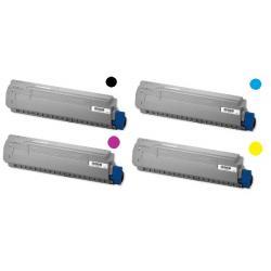 Tóner OKI ES8453 / ES8473 Multipack Premium