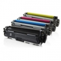 Tóner Brother TN-246 Pack 4 colores compatible