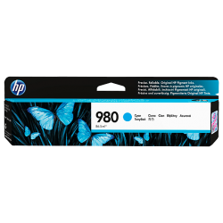 Cartucho de tinta HP 980XL Cyan Original