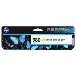 Cartucho de tinta HP 980 Amarillo Original