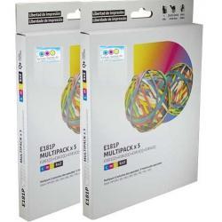Tinta EPSON 18XL Multipack 10 Tintas Compatible