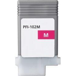 Cartucho de tinta compatible Canon PFI-102c