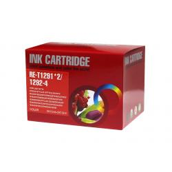Tinta EPSON T1295 Multipack 5 tintas Compatible