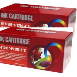 Tinta EPSON T1295 Multipack 20 tintas Compatible