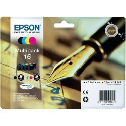 Tinta EPSON T1626 Multipack 4 tintas Original