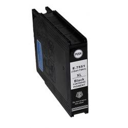 Tinta EPSON T7551 Negro Compatible