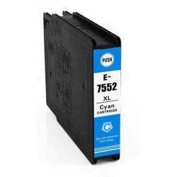 Tinta EPSON T7552 Cían Compatible