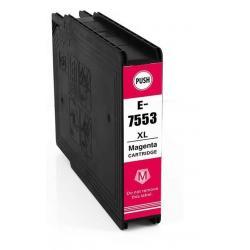 Tinta EPSON T7553 Magenta Compatible
