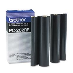 Brother PC-202RF 2 Uds. Rollo de Transferencia Termica Compatible