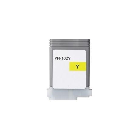 Cartucho de tinta compatible Canon PFI-102m