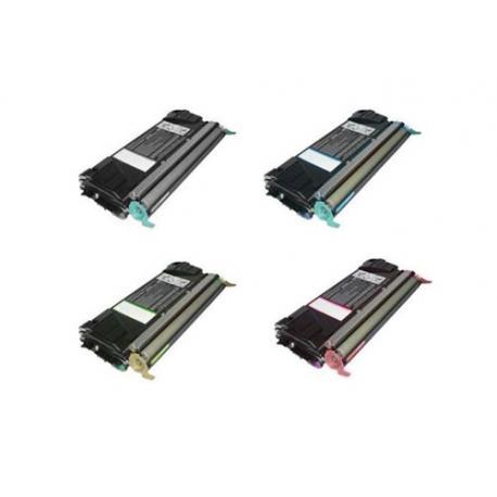 Tóner Toshiba e-studio 220CP/205CP Pack 4 colores Compatible