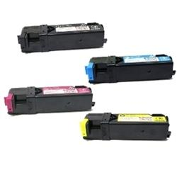 Tóner Dell 1320 Pack 4 colores compatible