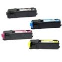 Tóner Dell 1320 Pack 4 colores compatible