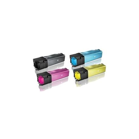 Tóner Dell 2130/2135 Pack 4 colores compatible