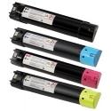 Toner Dell 5130cdn Pack 4 colores compatible