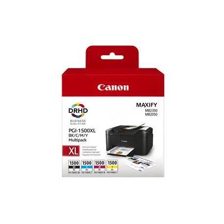 Multipack tinta Original Canon PGI-1500XL