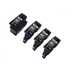 Toner Dell C1660w Pack 4 colores compatible