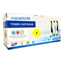 Toner Dell C1660w amarillo Premium