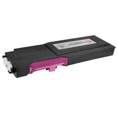 Toner Dell C2660/2665 magenta compatible