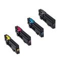 Toner Dell C2660/2665 Pack 4 colores compatible