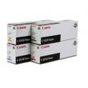 Tóner Canon C-EXV8 Pack 4 colores compatible