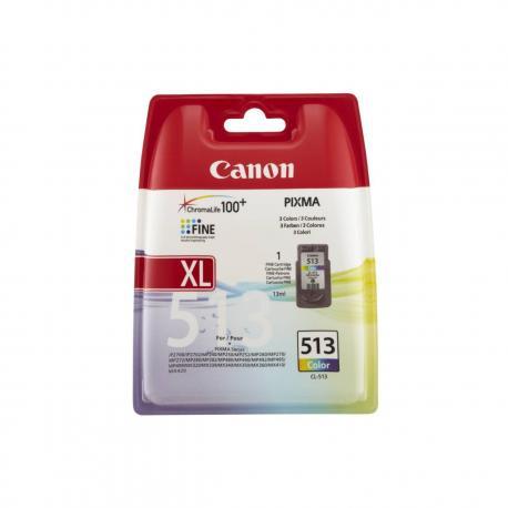 Cartucho de tinta original Canon CL-511