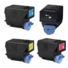 Tóner Canon C-EXV21 Pack 4 colores compatible