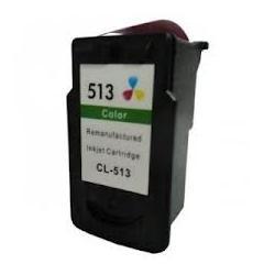 Cartucho de tinta compatible Canon CL-513