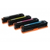Tóner Canon 716 Pack 4 colores Compatible