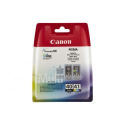 Multipack de tinta original Canon PG-40 / CL-41
