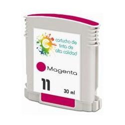Cartucho de tinta HP 11 Magenta Premium