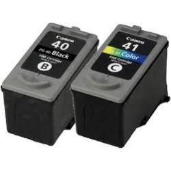 Multipack de tinta compatible Canon PG-40 / CL-41