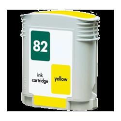Cartucho de tinta HP 82 Amarillo Premium