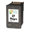 Cartucho de tinta HP 27 Negro Premium