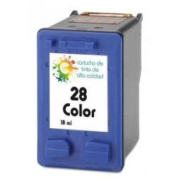 Cartucho de tinta HP 28 Tricolor Premium