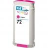Cartucho de tinta HP 72 Magenta Compatible