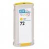 Cartucho de tinta HP 72 Amarillo Compatible