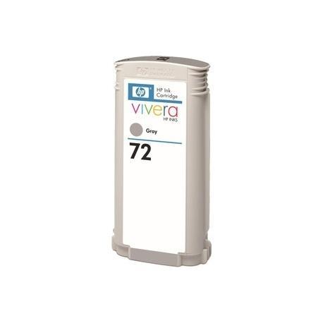 Cartucho de tinta HP 72 Gris Compatible