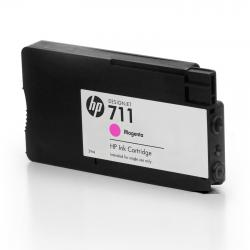 Cartucho de tinta HP 711 Magenta Compatible