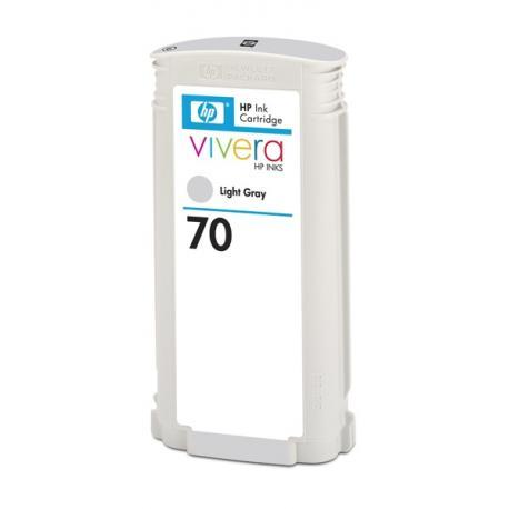 Cartucho de tinta HP 70 Gris Compatible